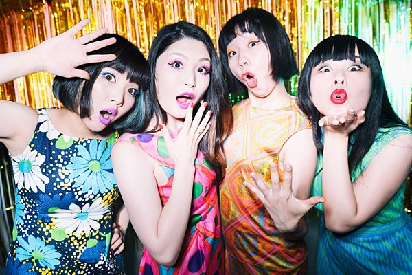 Otoboke Beaver share new song, playing BV SXSW other shows