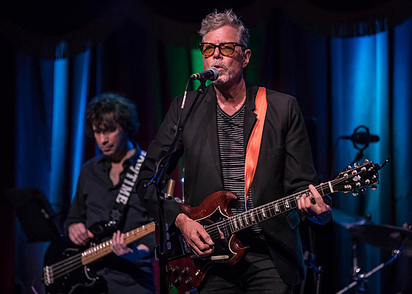 The Jayhawks played 2 nights @ Brooklyn Bowl (review, setlists, pics)