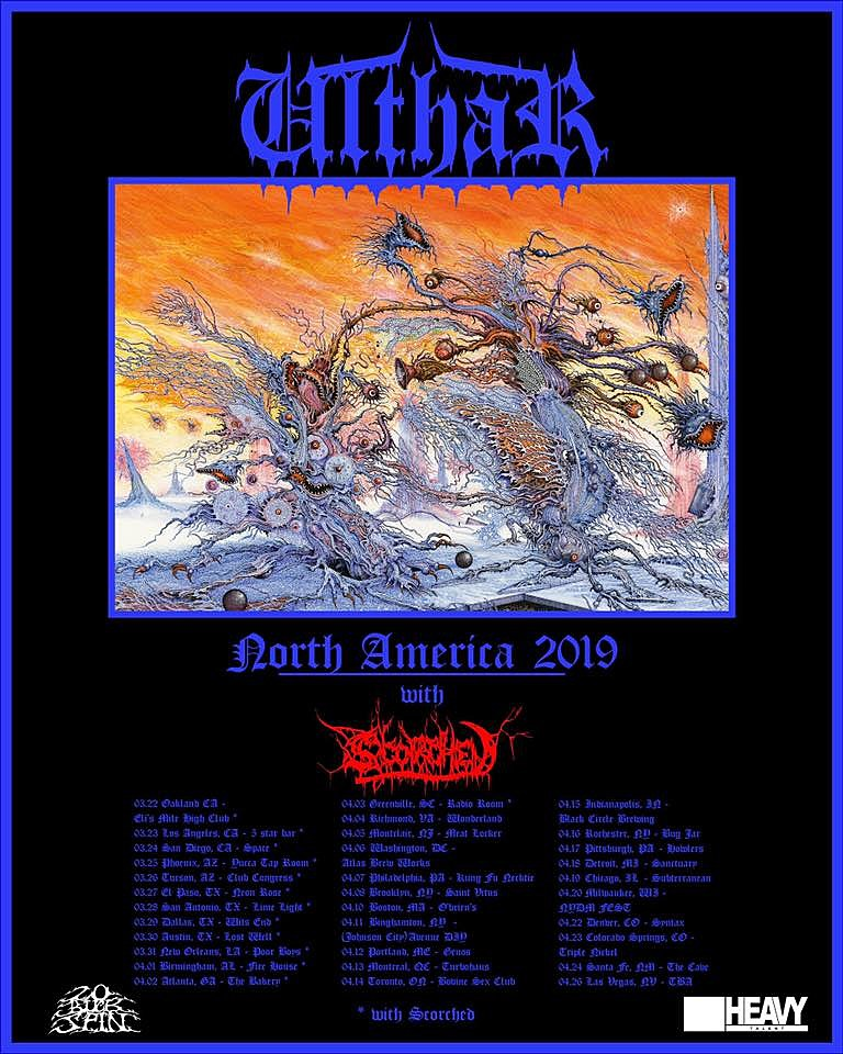 Ulthar Scorched tour