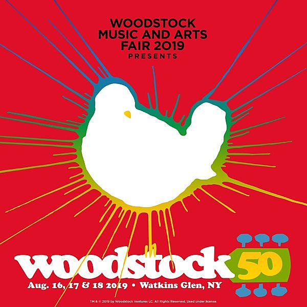 Woodstock's 50th anniversary festival to feature some original performers