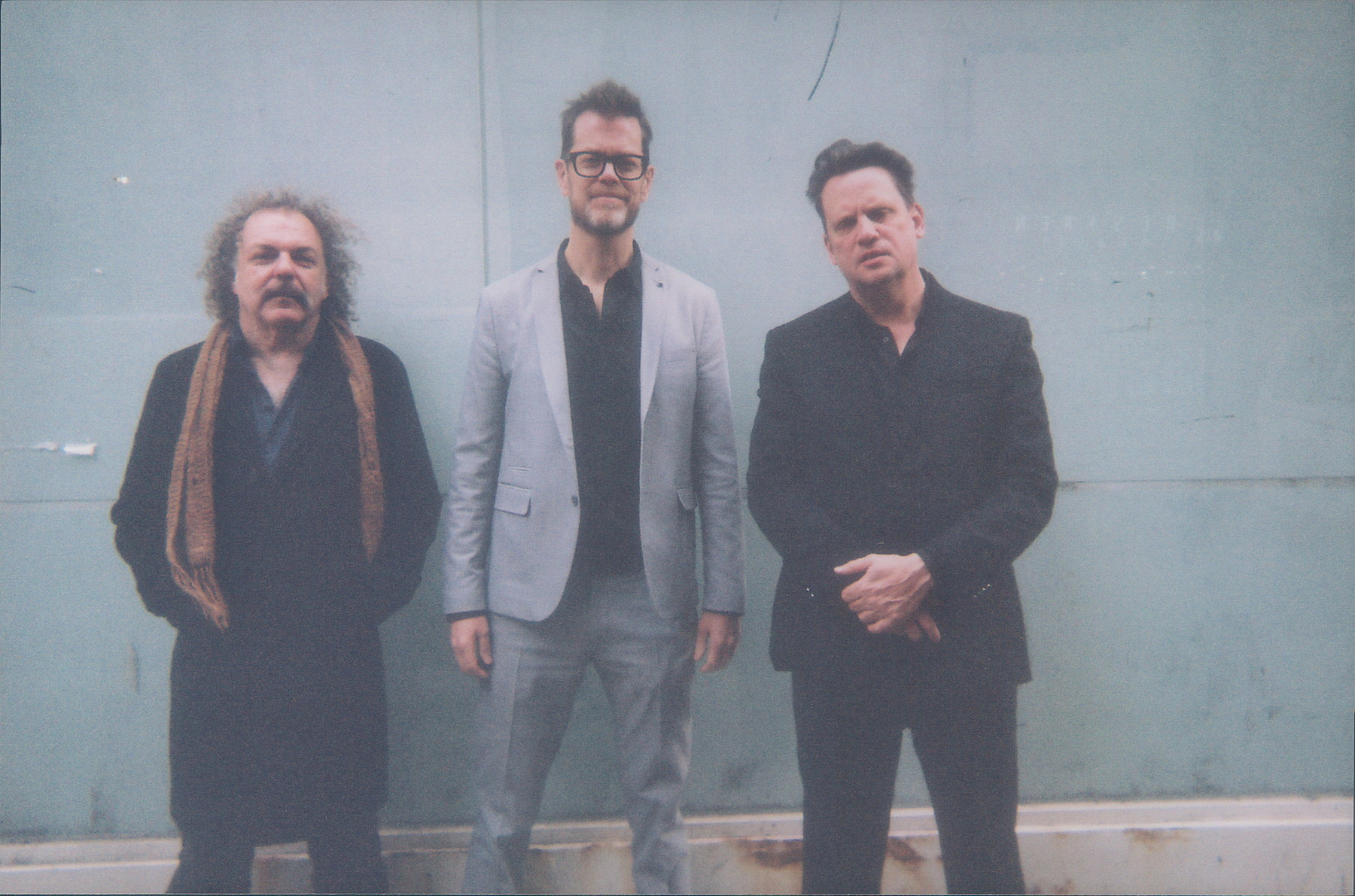 Jim White, Donny McCaslin, Mark Kozelek