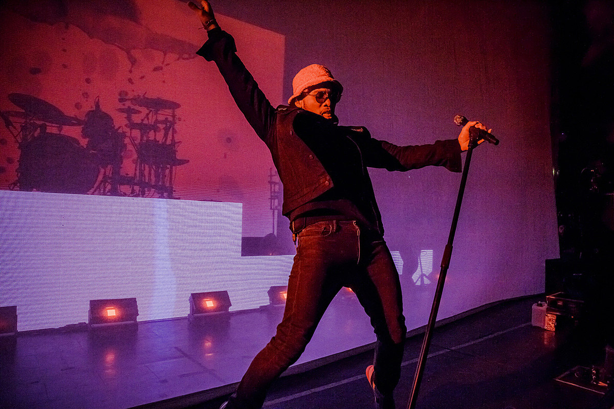 Anderson .Paak brought his 'Oxnard' tour to the Riv (pics, videos, setlist)