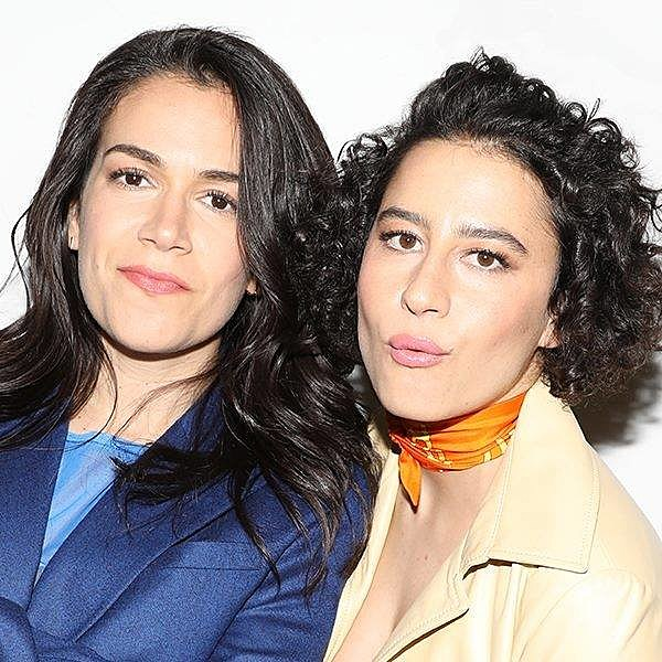 Broad City's Abbi Eliot and Ilana Glazer