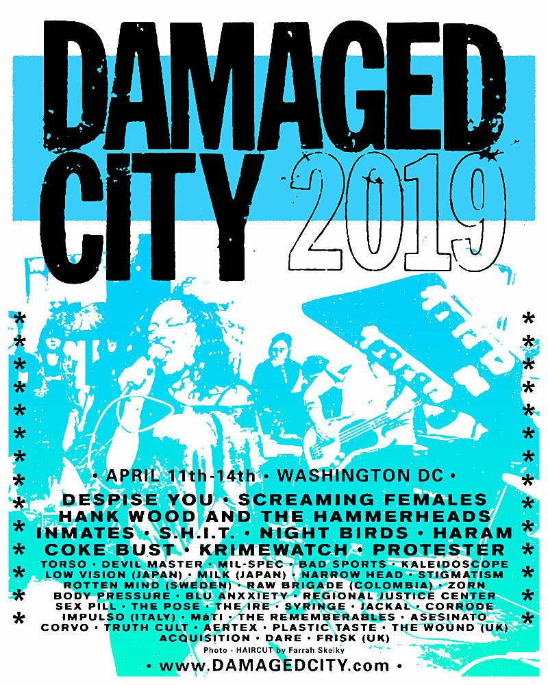 Damaged City 2019