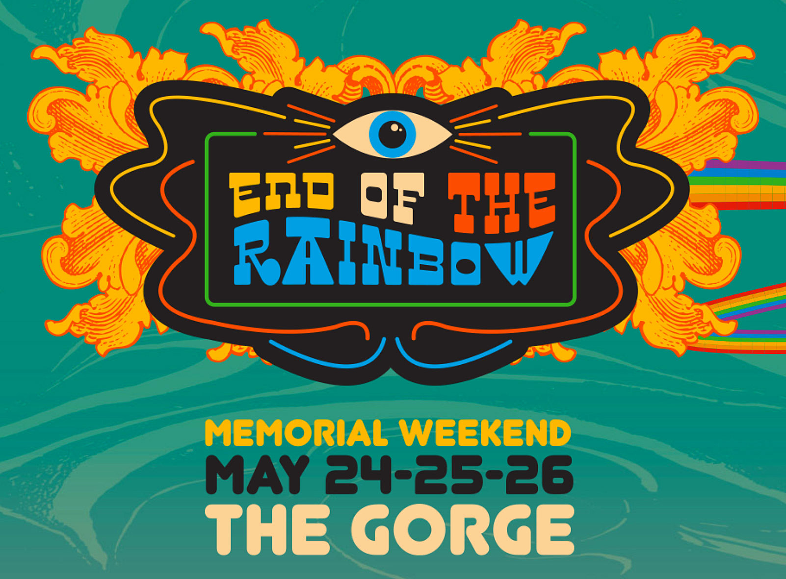 End of the Rainbow replaces Sasquatch (w/ Bassnectar, Lil Uzi, Young Thug, more)