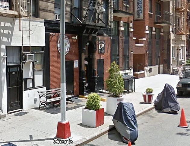 Hells Angels reportedly moving out of East Village clubhouse