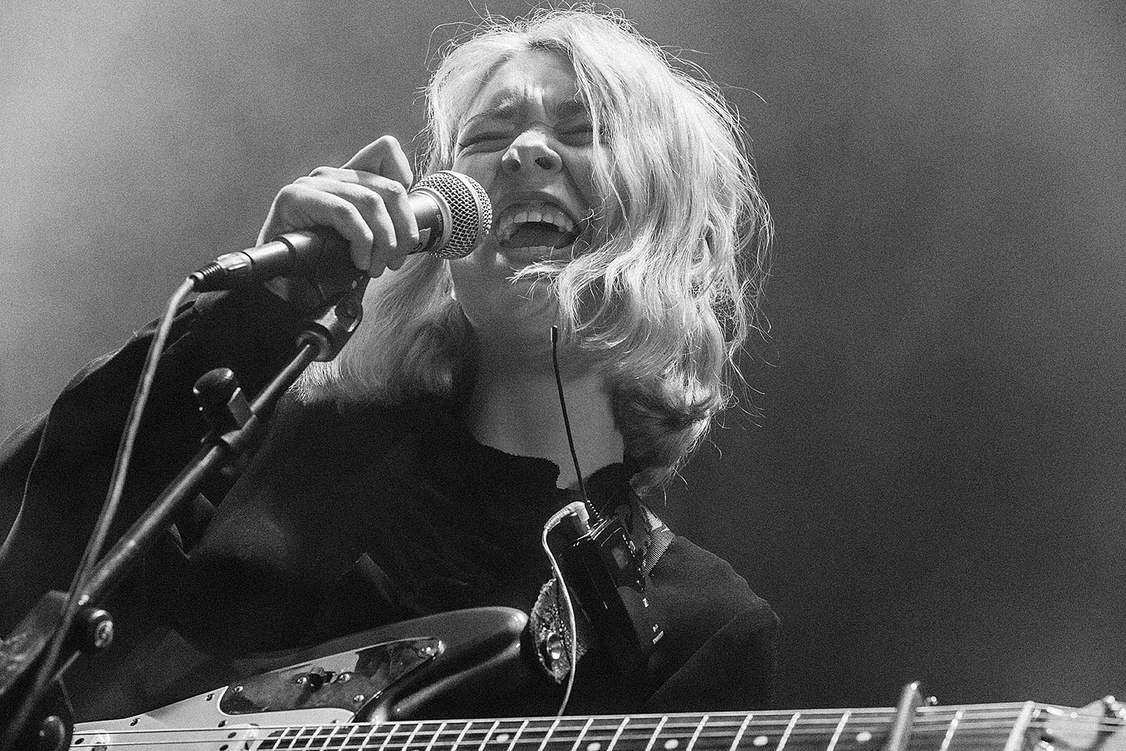 Snail Mail at Madison Square Garden