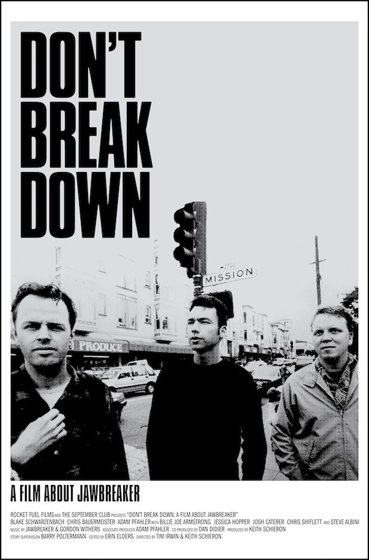 Jawbreaker doc getting a wide release; Gordon Withers preps cello JB covers LP