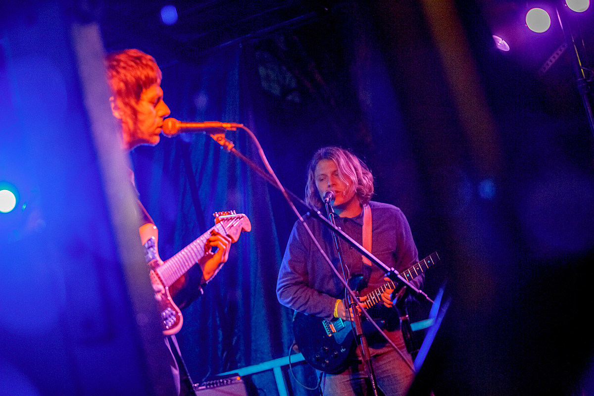 Ty Segall White Fence played Empty Bottle's Music Frozen Dancing (pics)
