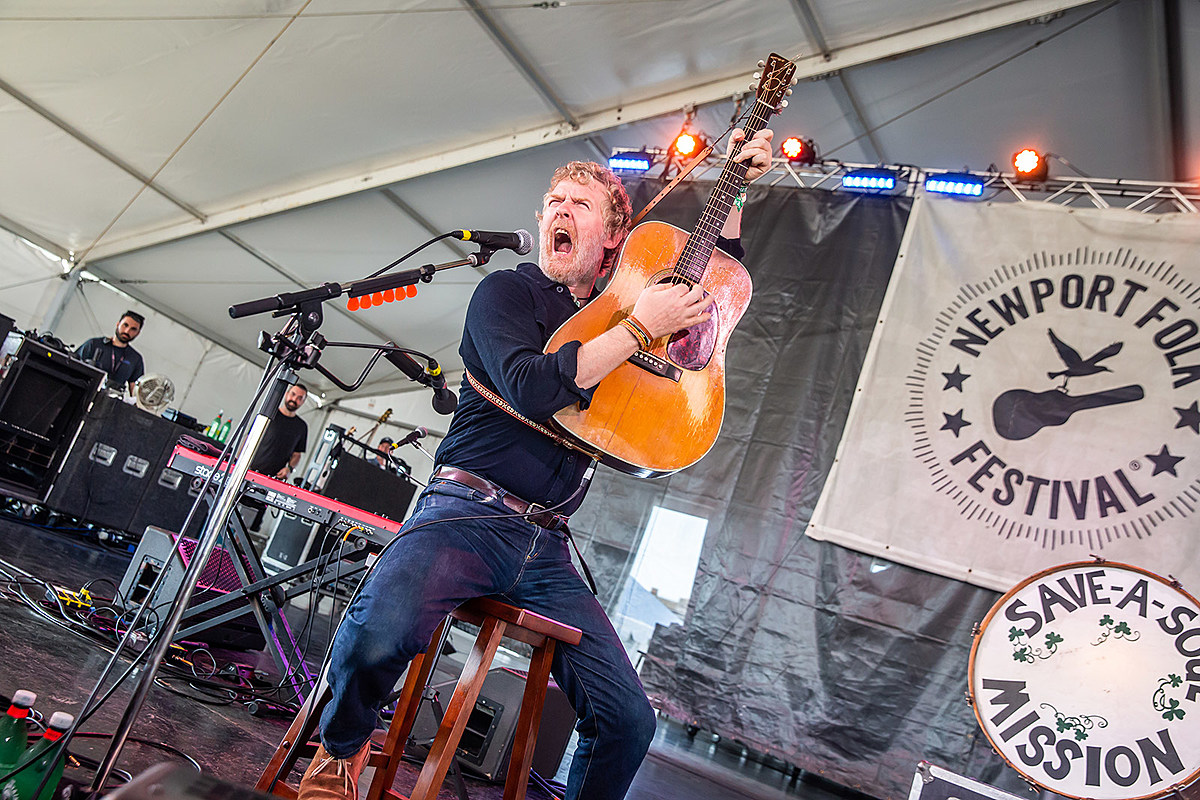 Glen Hansard shares documentary about new LP, announces North American tour