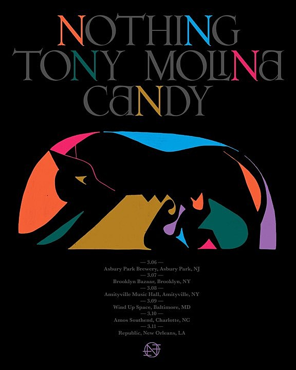 Nothing Tony Molina Candy