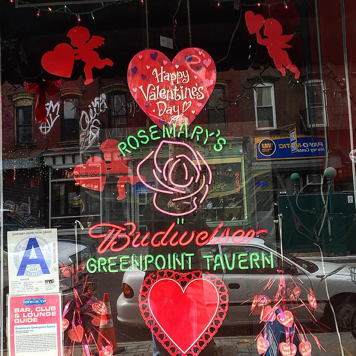 Rosemary's Greenpoint Tavern closing at the end of the month