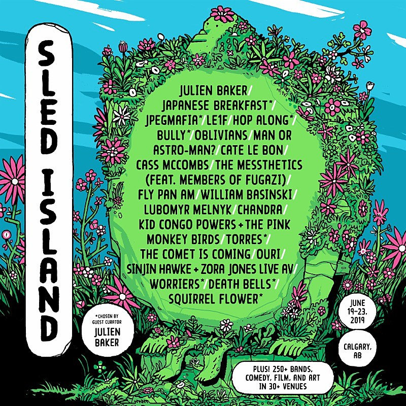 sled-island-2019-poster-lineup