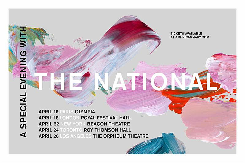 the-national-special-evening-poster