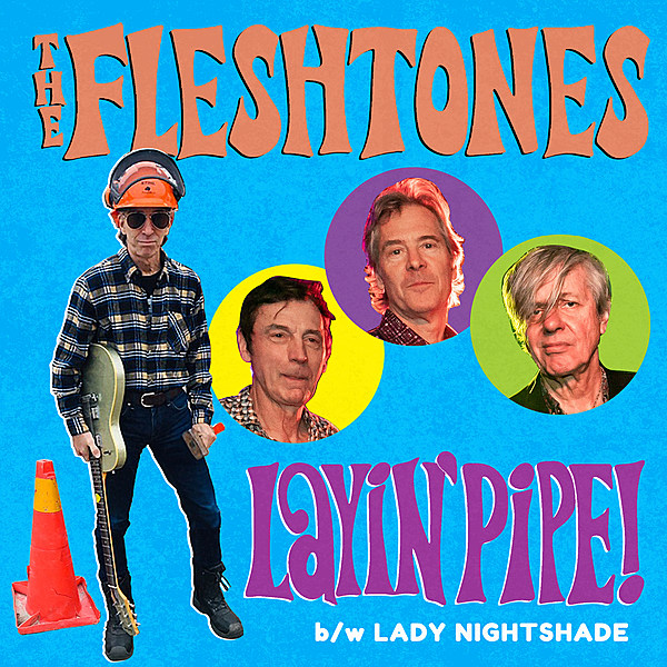 The Fleshtones releasing new single (listen), touring