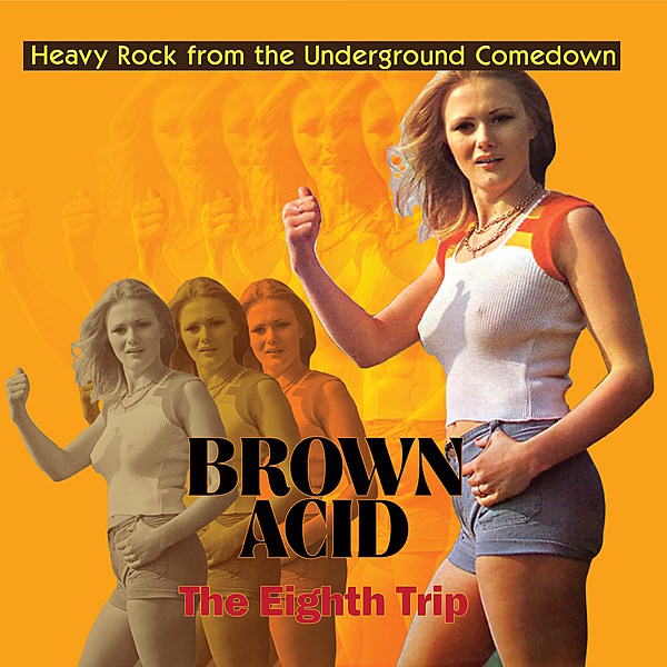 heavy psych comp 'Brown Acid 8′ coming (stream Grump's Elvis Presley cover)