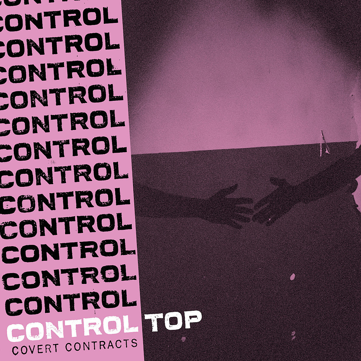 stream Control Top's title track from new album 'Covert