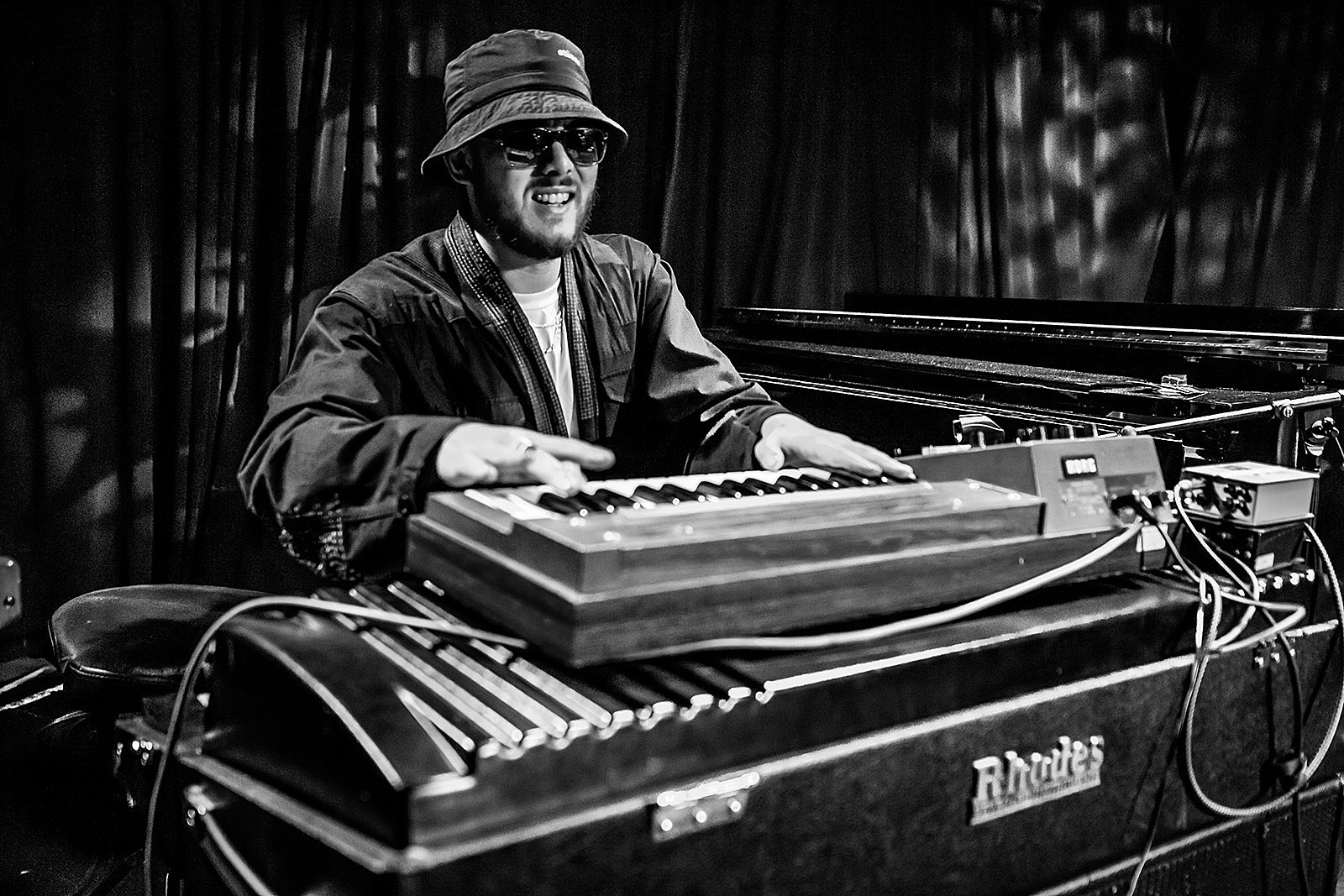 Kamaal Williams at Le Poisson Rouge