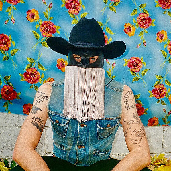 Orville Peck is Daniel Pitout of Nu Sensae & Eating Out ...