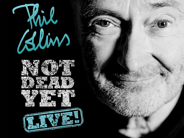 Phil Collins announces fall tour dates, including Madison Square Garden