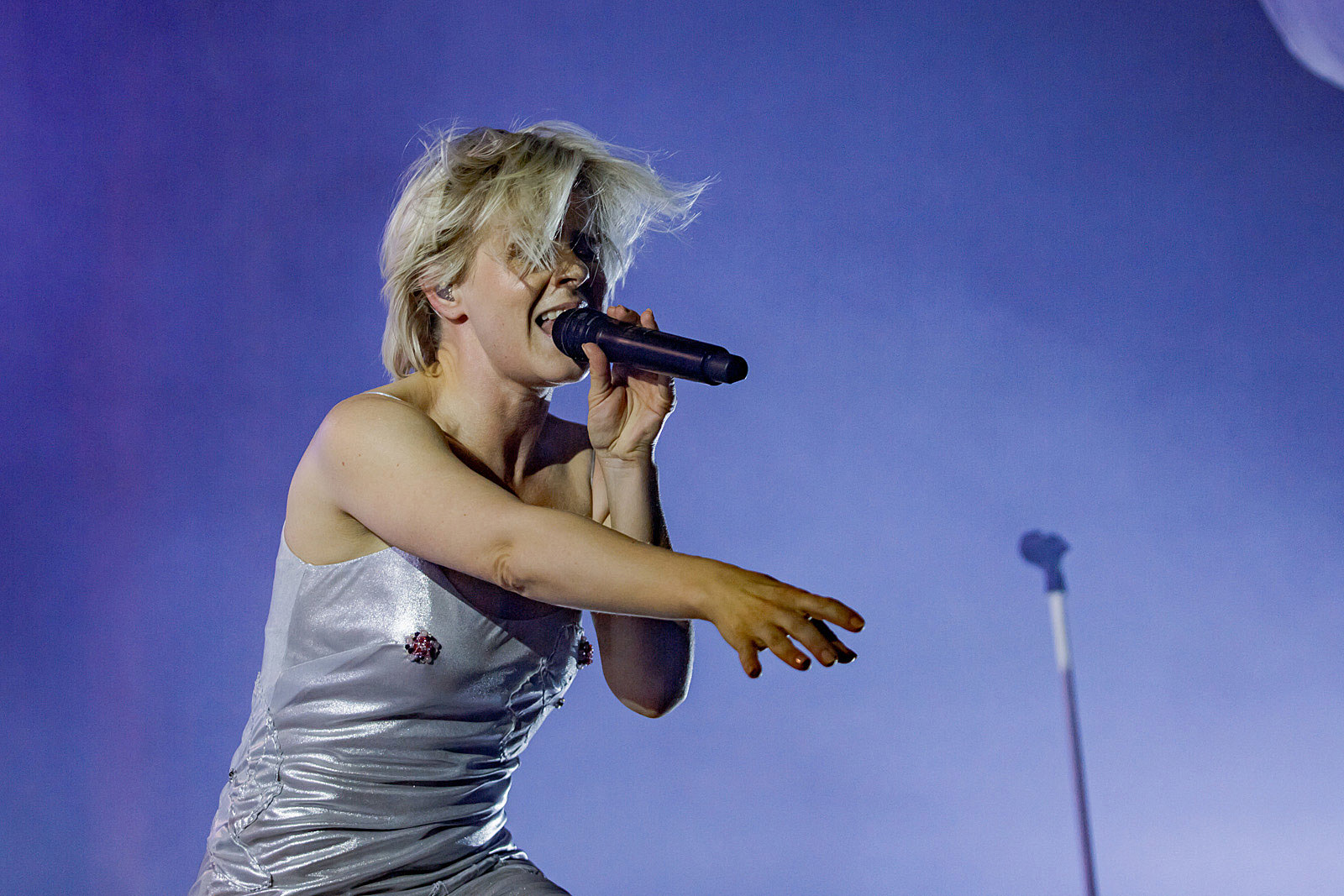 Robyn at Aragon Ballroom