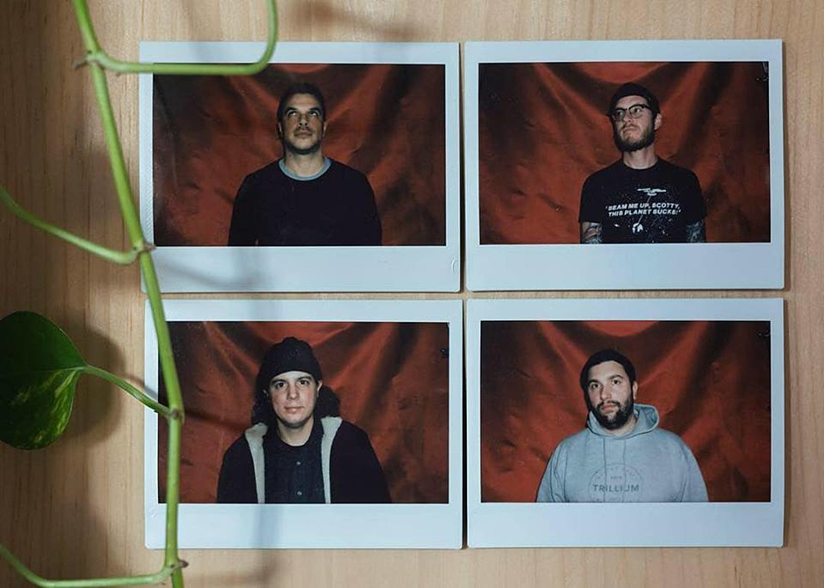 "Sainthood Reps return with first song in 6 years, ""Burning Sheep"" (listen)"