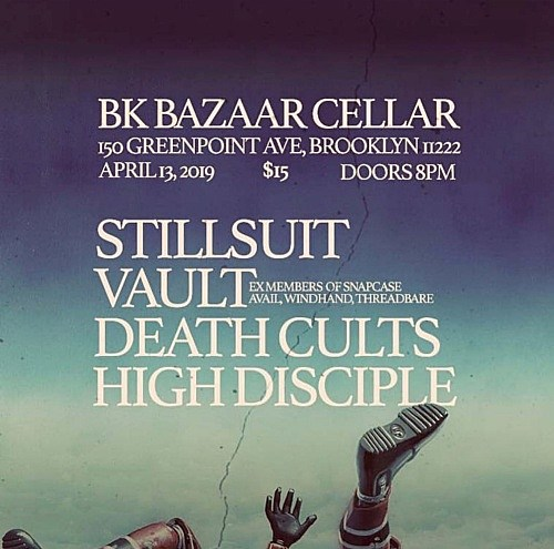 Stillsuit Vault Death Cults