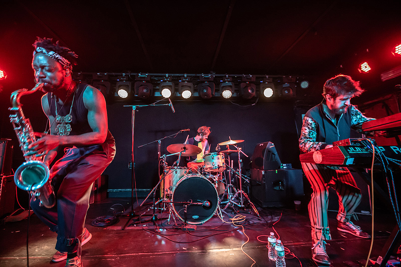 The Comet is Coming at Mercury Lounge