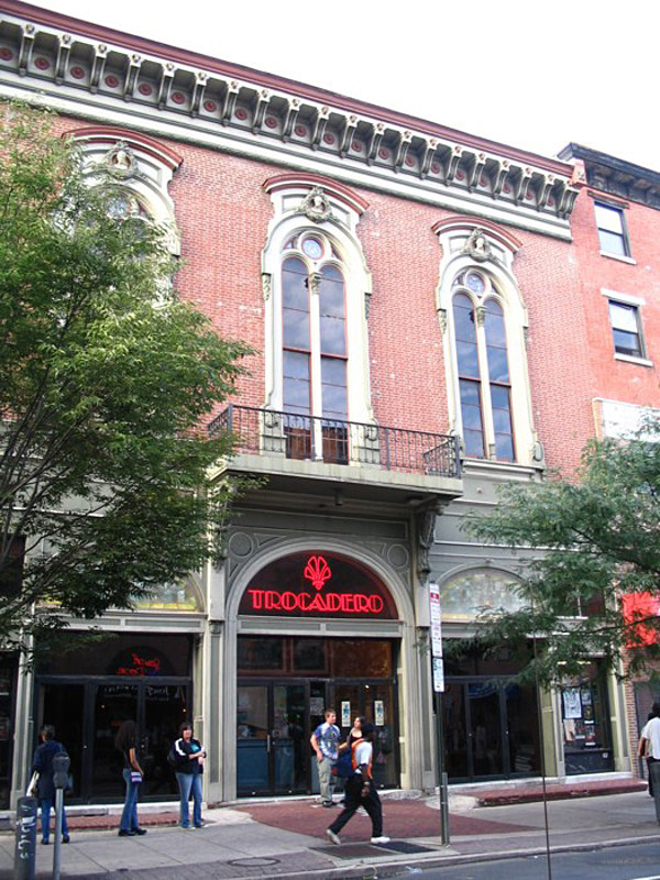 iconic Philly club The Trocadero is closing