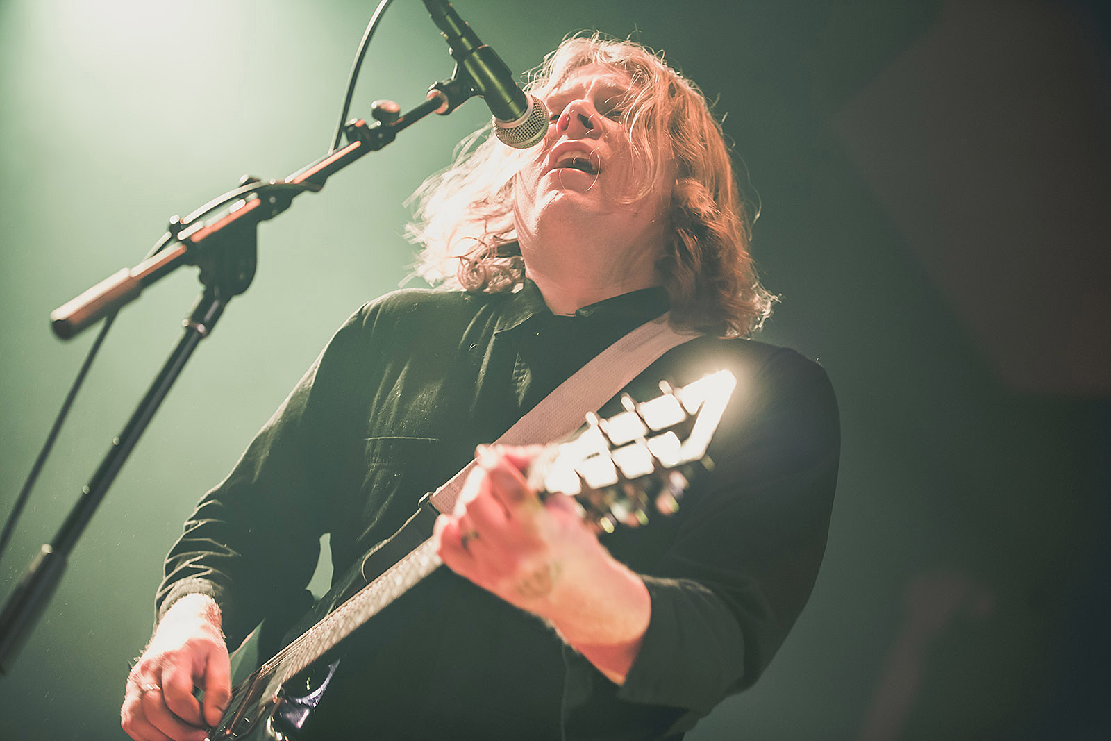 Ty Segall & White Fence at Warsaw