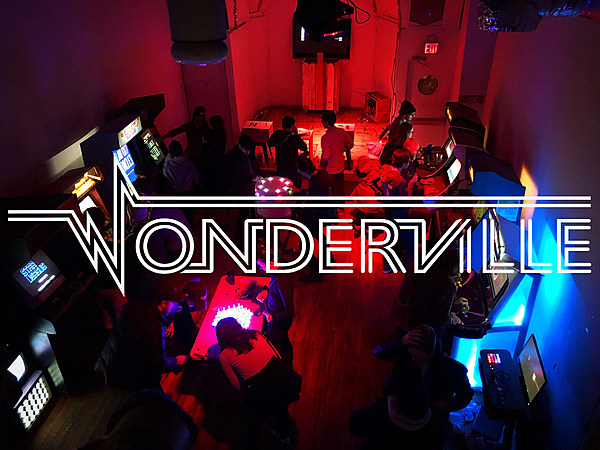 Death by Audio Arcade opening 'Wonderville,' taking over Secret Project Robot space