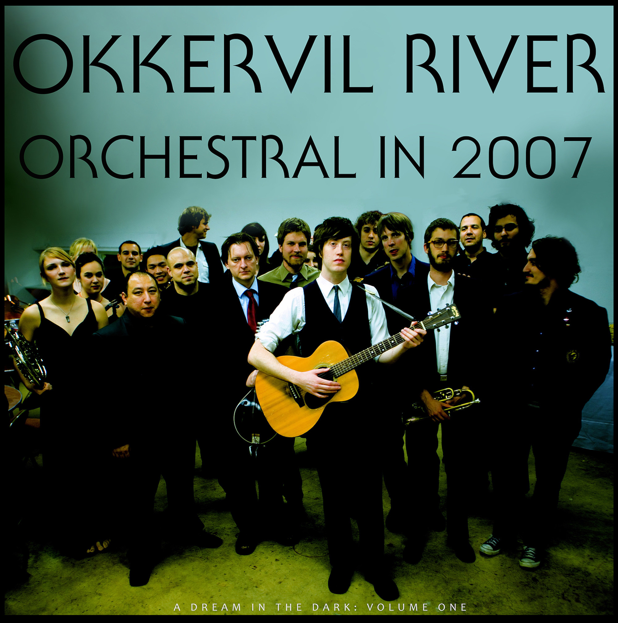 Okkervil River announce monthly live album series, touring