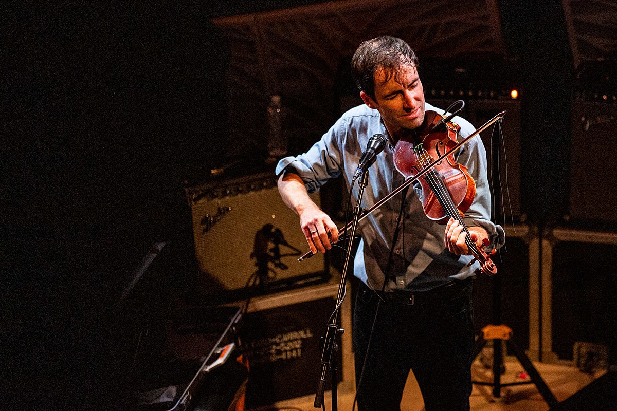 Andrew Bird celebrated 'My Finest Work Yet' at National Sawdust (pics, setlist)