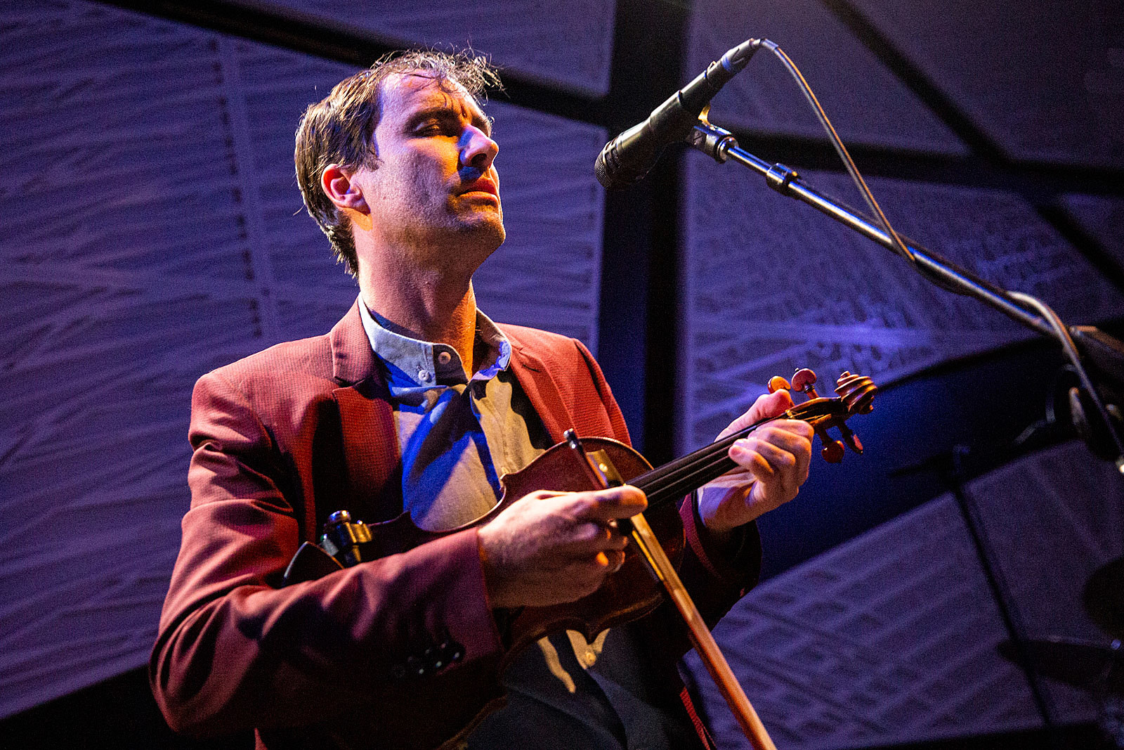 Andrew Bird at National Sawdust