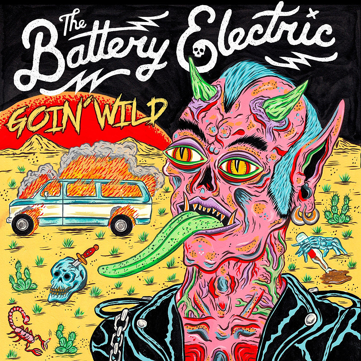 Battery Electric Goin' Wild