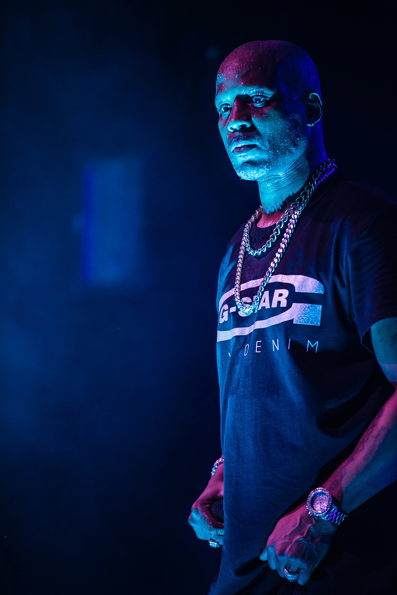 DMX at Irving Plaza