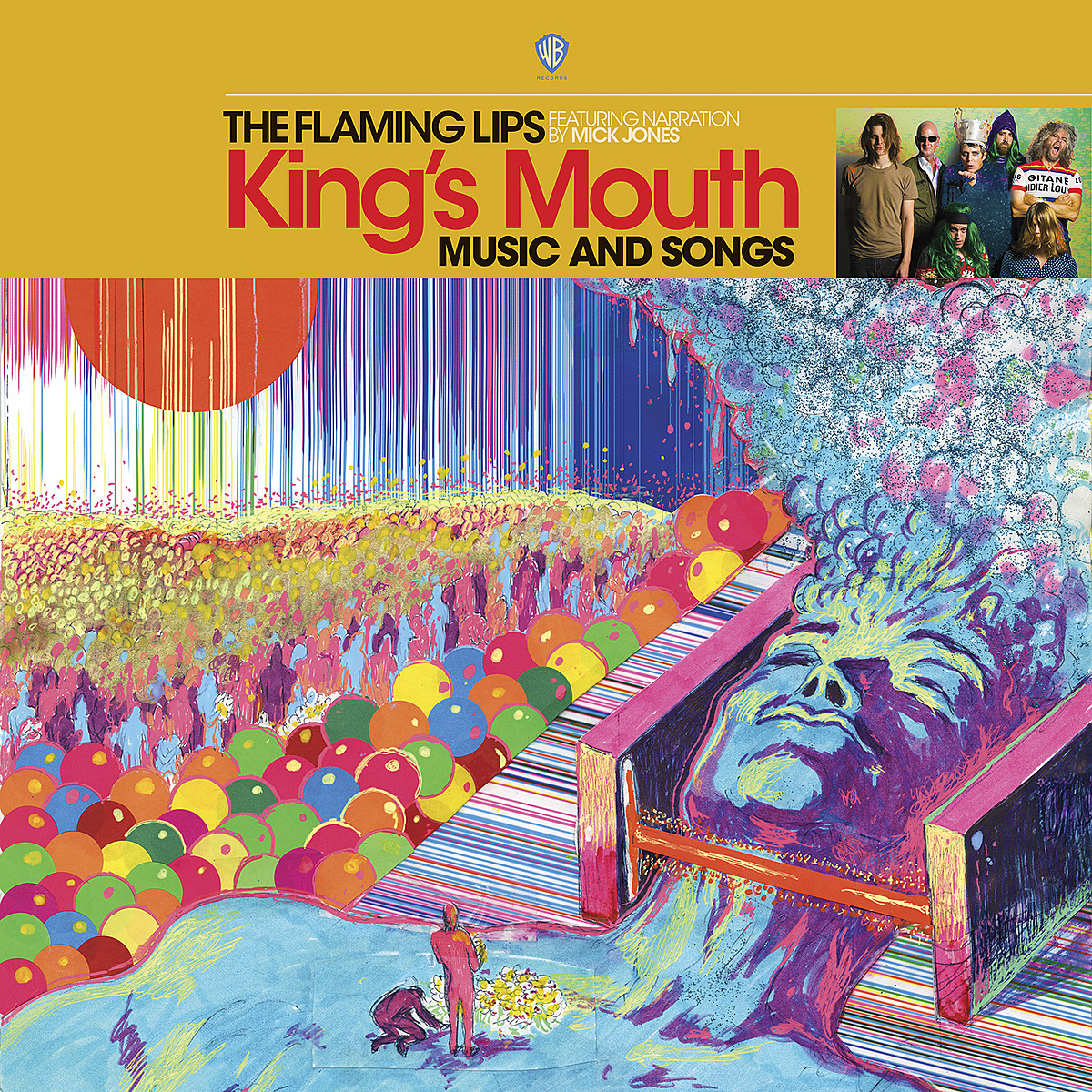 The Flaming Lips - 'Kings Mouth' review