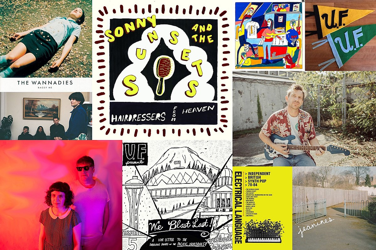 Indie Basement (4/12): Sonny The Sunsets, The Wannadies, Unlikely Friends, Jeanines more