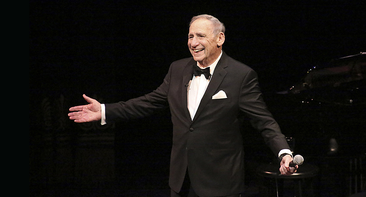 """An Evening with Mel Brooks"" coming to Broadway for 2 nights in June"