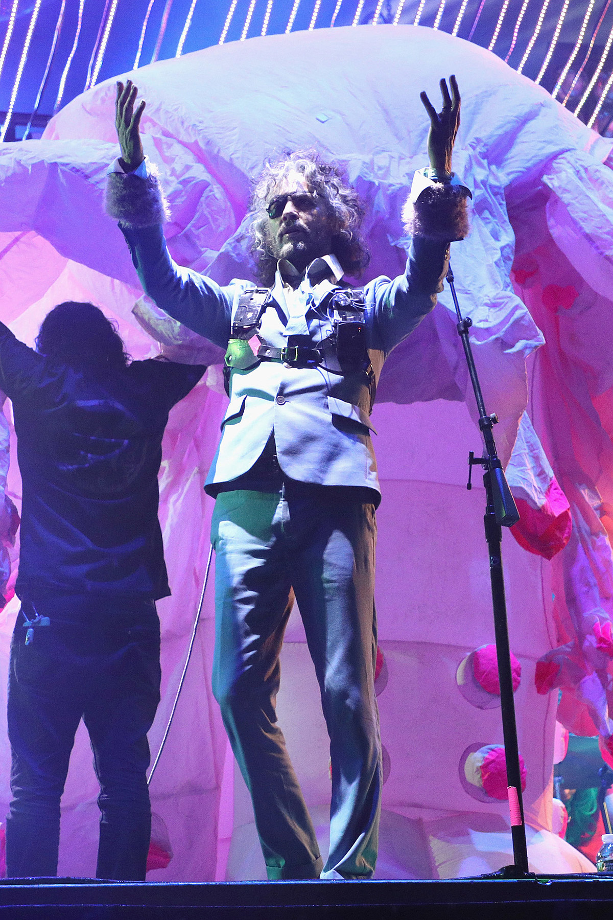 The Flaming Lips touring with The Claypool Lennon Delirium this summer
