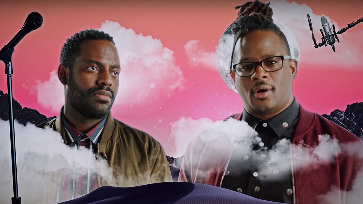 Open Mike Eagle New Negroes