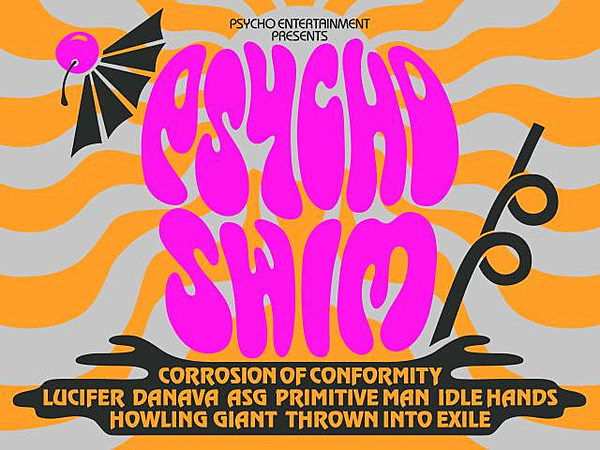 Psycho Las Vegas announces pool party pre-show with Corrosion of Conformity more