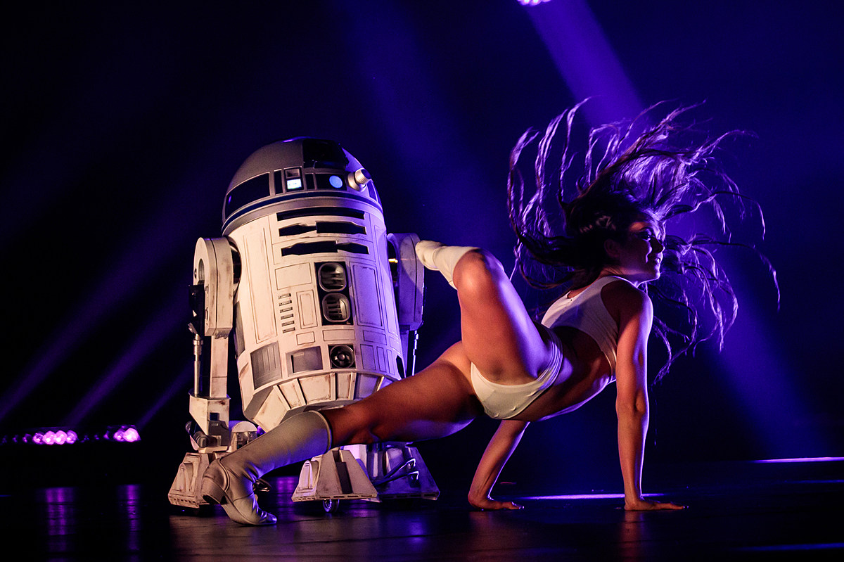 The Empire Strips Back – A Burlesque Celebration hit NYC for May the Fourth (pics)