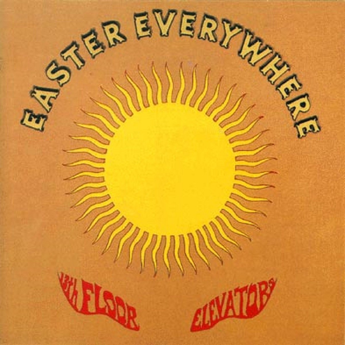 Roky Erickson playing The 13th Floor Elevators' 'Easter Everywhere' in full in NJ before Huichica East
