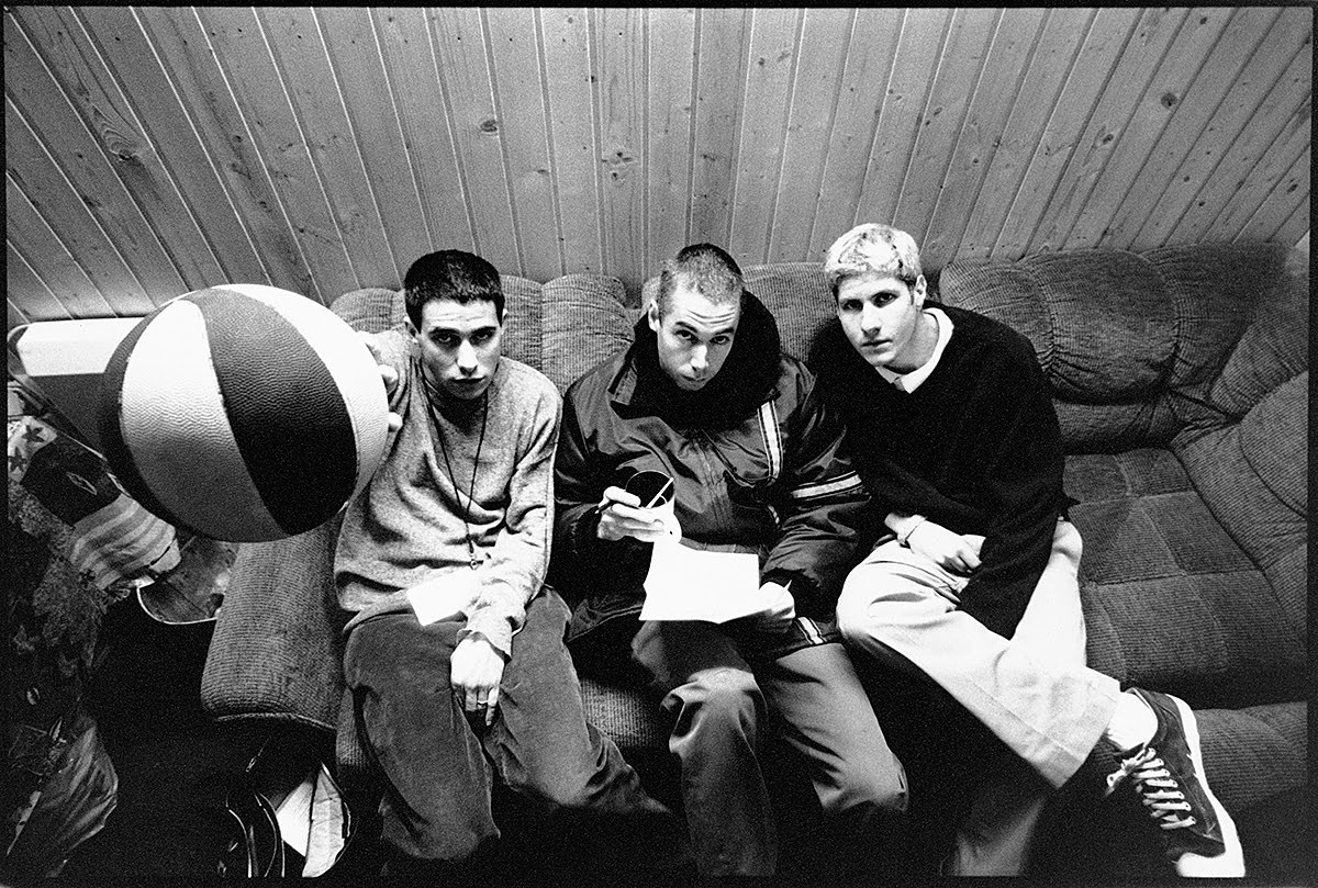 Beastie Boys' 'Ill Communication' turns 25 (watch a new documentary about it)