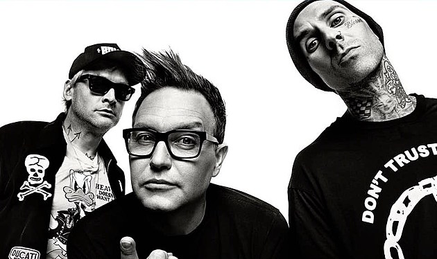 this new blink-182 song is, uh, not good