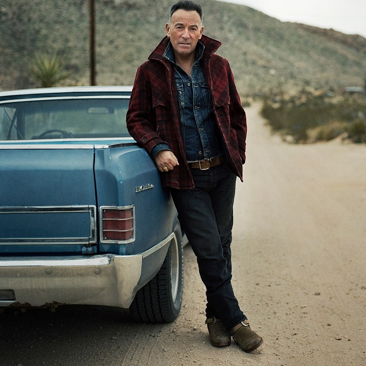 """listen to Bruce Springsteen's """"There Goes My Miracle"""" from new LP 'Western Stars'"""