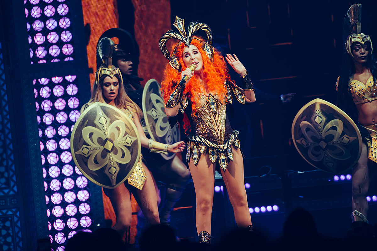 Cher expands tour, adds 2nd MSG show