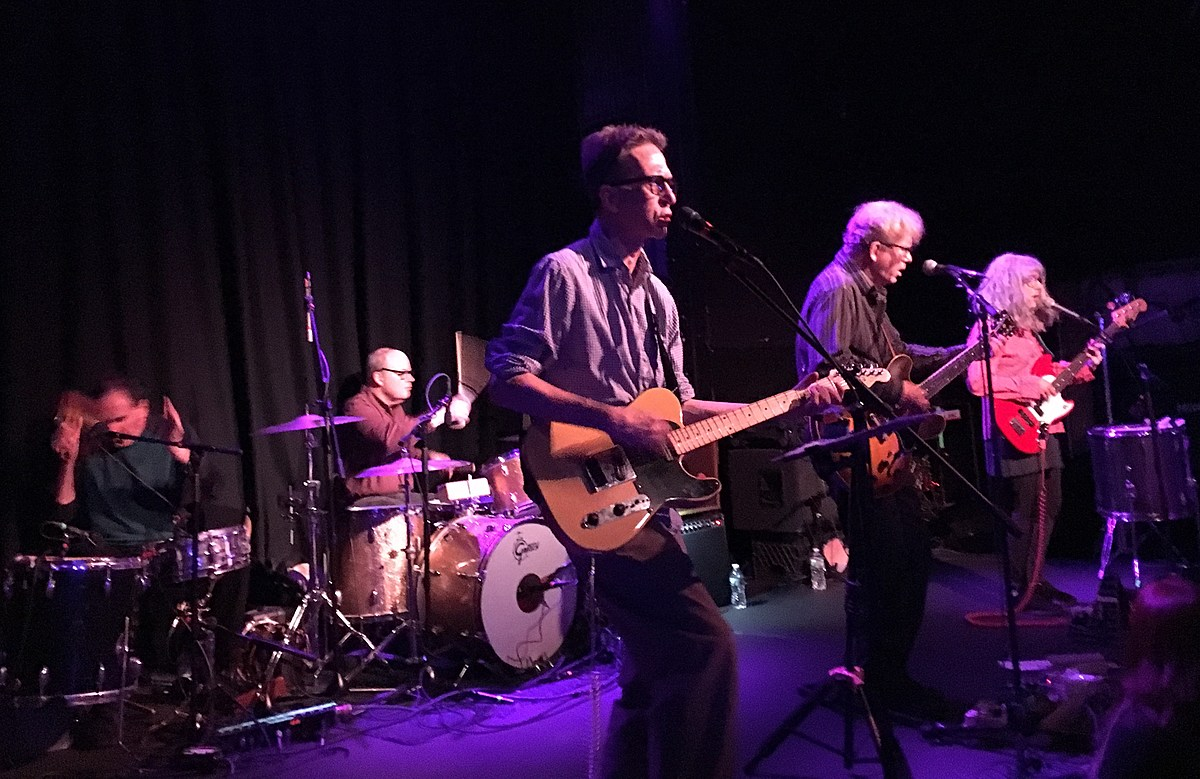 The Feelies were on fire at Night 2 of their Rough Trade run (review, setlists, video)