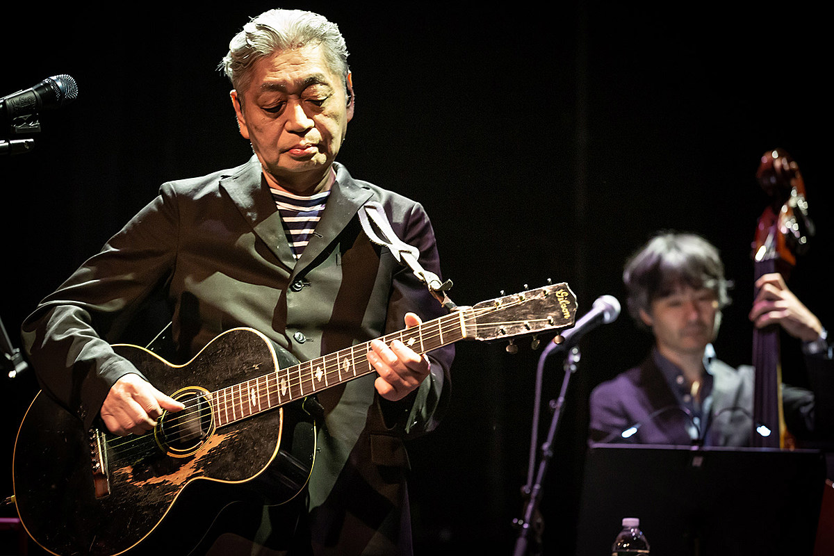 Yellow Magic Orchestra's Haruomi Hosono played his first of 2 NYC shows (pics, setlist)